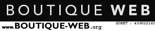 BOUTIQUE WEB